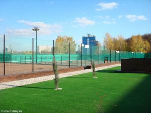 Строительство спортивных площадок для крупных российских государственных и коммерческих организаций, небольших фирм и частных предпринимателей