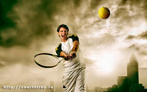 Компания ГЕКТОР - 15 лет в области строительства теннисных кортов и изготовления спортивных площадок