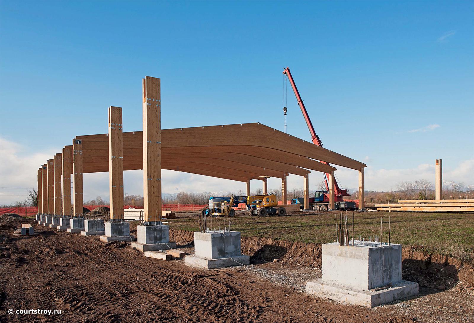 Строительство тентокаркасных сооружений. Стоимость и отличительные особенности.