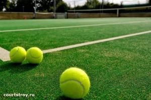 Искусственная трава - идеальное покрытие для таких видов спорта, как теннис, футбол, бейсбол, бадминтон, волейбол и баскетбол.