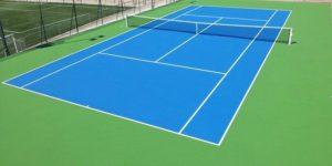 Покрытие хард для корта. Теннисные покрытия Хард